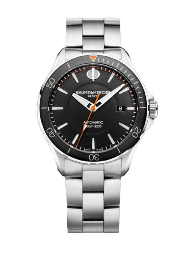 BAUME & MERCIER Clifton Club Automatic GMT Gents Watch 10340